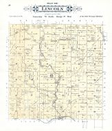 Lincoln Township, Ringgold County 1894